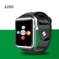 时尚智能手表测血压心率SOS一键呼救老人定位电话智能手表