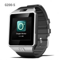 老人健康手表心率血压监测SOS求救电话定位运动时尚智能手表