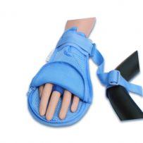 约束佳防拔管约束手套老人防抓挠手腕约束带防抓板绑绳